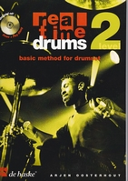 Real Time Drums + CD deel 2  AANBIEDING !