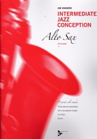 Intermediate Jazz Conception + CD  AANBIEDING !