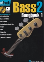 Bass 2 Songbook 1 + CD