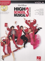 High School Musical 3 Senior Year + CD - altviool
