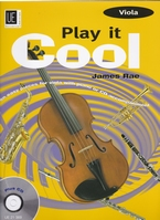 Play it Cool + CD - altviool
