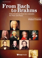 From Bach to Brahms + CD