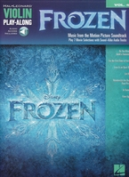 Frozen + CD Viool