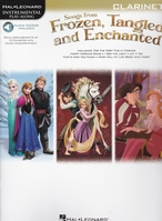 Frozen, Tangled and Enchanted/klarinet + audio online