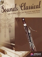 Sounds Classical  - bassoon + CD +  piano
