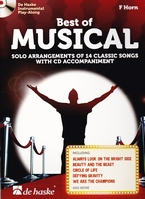 Best of Musical - hoorn + CD