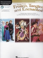 Frozen, Tangled and Enchanted , hoorn  AANBIEDING !