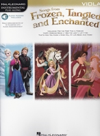 Frozen, Tangled and Enchanted - Altviool + audio online