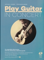 Play Guitar in Concert + CD