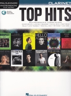 Top Hits - klarinet + audio access  AANBIEDING !