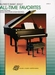 Alfred's Basic Adult All time Favorites deel 2 -  piano