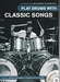 Play Drums with (7) Classic Songs + CD