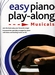 Easy Piano Play-along Musicals + CD + akkoorden
