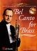 Bel Canto for brass + CD- trompet