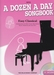 A dozen a day songbook EASY CLASSICAL  -  MINI + CD