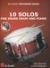 Solos (10) for snare drum and piano