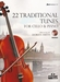 22 Traditional tunes for cello + piano + CD, pos. 1-4