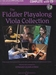 The Fiddler Playalong Viola Collection + CD - altviool+piano