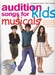 Audition songs for Kids Musicals + CD