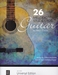 26 Melodic Studies for Guitar