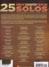 25 Great Country Guitar Solos + CD
