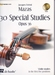 30 Special Studies Opus 36 + CD  - viool